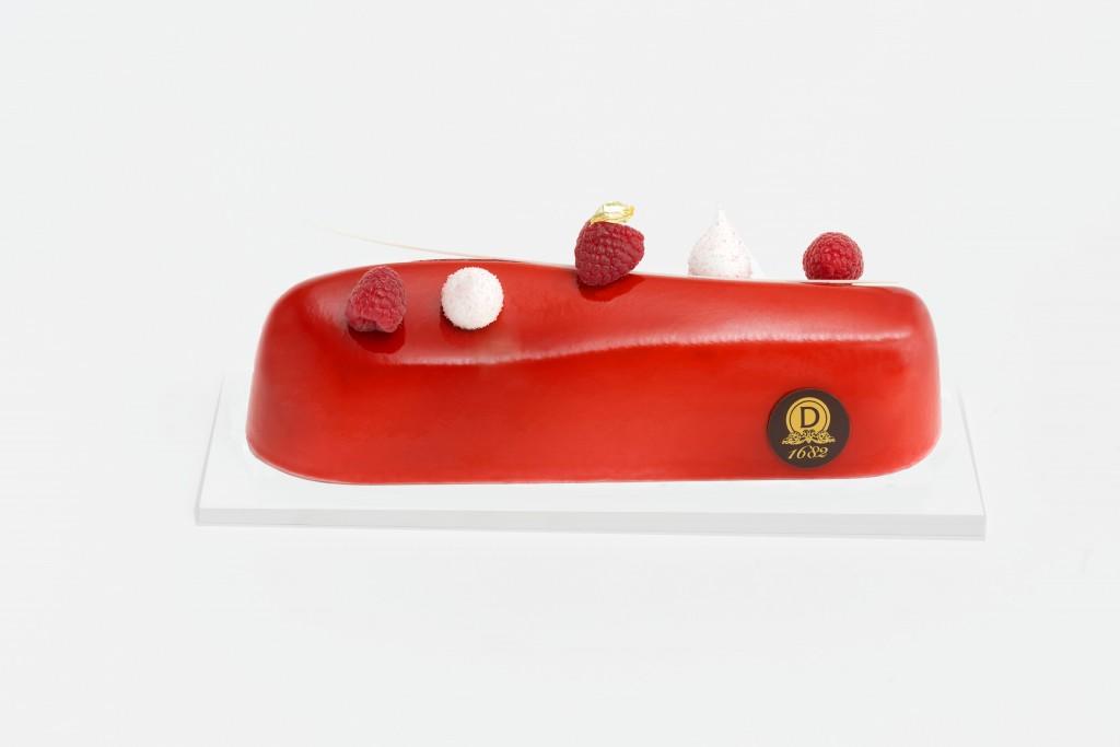 La Flamboyante aux fruits rouges starisée par le studio Harcourt