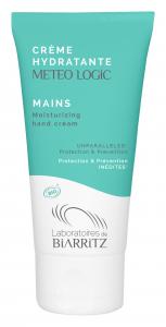 La crème hydratante pour les mains des Laboratoires de Biarritz