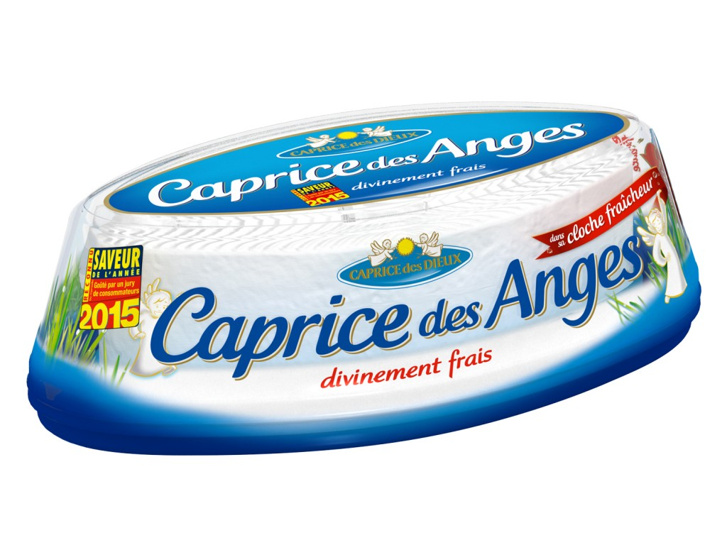 Plus frais le Caprice des Anges