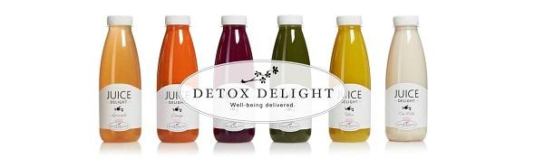Une cure livrée à domicile avec Detox Delight