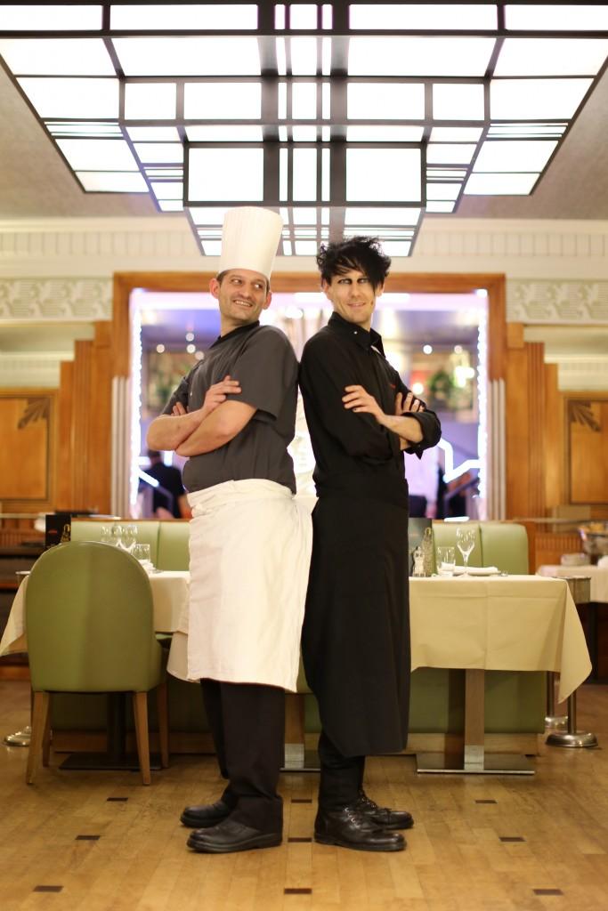 Jollivet et Streiff pour un menu à 4 mains