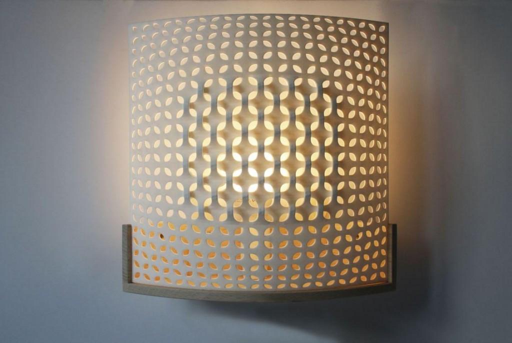 Une lampe