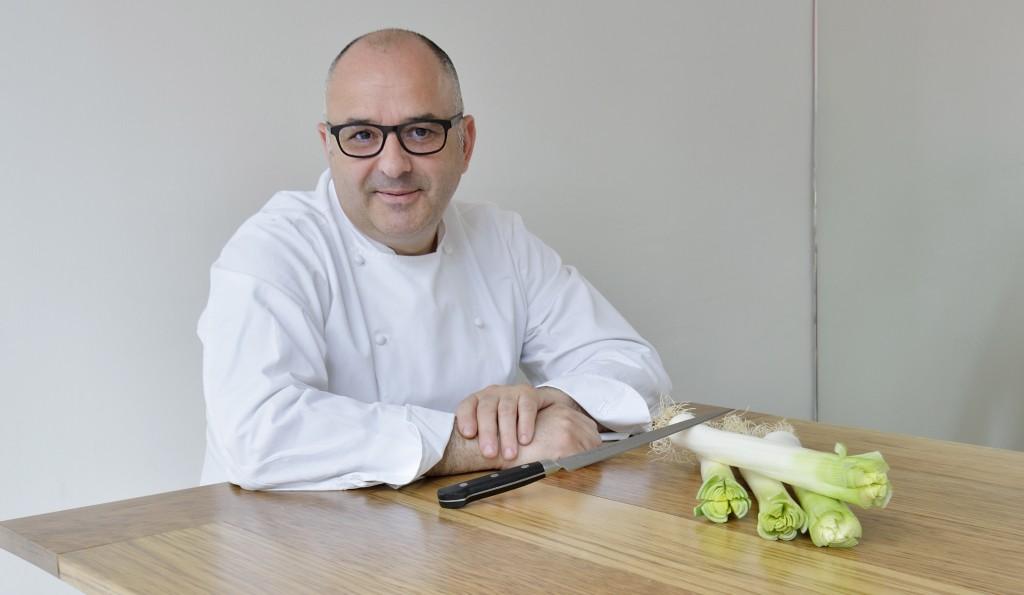 Le chef Claude Colliot