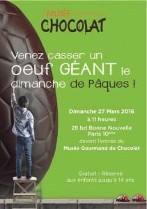 Au Musée Gourmand du Chocolat