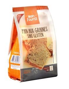 Pâte à pain sans gluten Mon Fournil