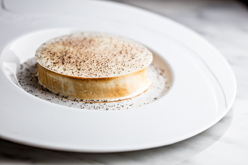 Un des sublimes desserts du Prince de Galles