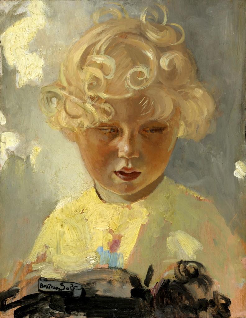 Portrait de Gabrielle ( 1934)
