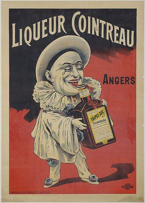 Le Pierrot des vieilles affiches