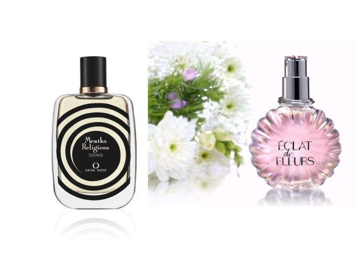 Dear Rose et Lanvin : les dernières créations olfactives