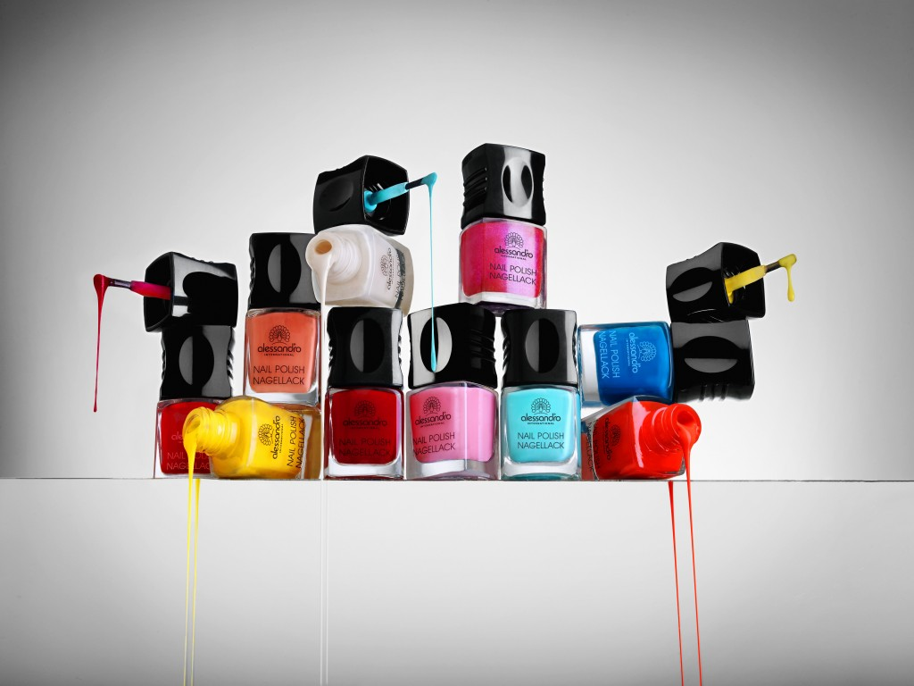 Les vernis Alessandro