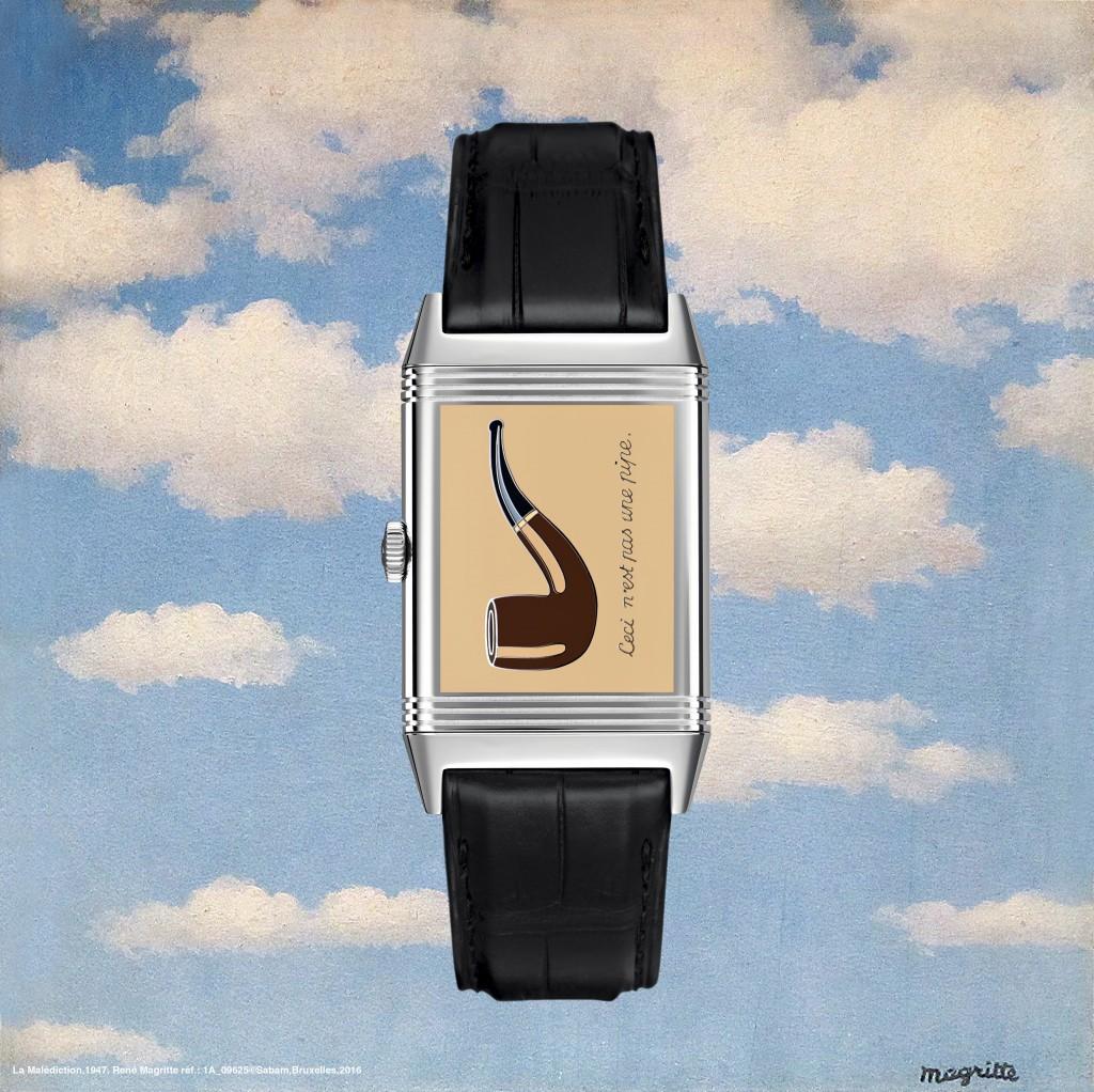 Jaeger version Magritte