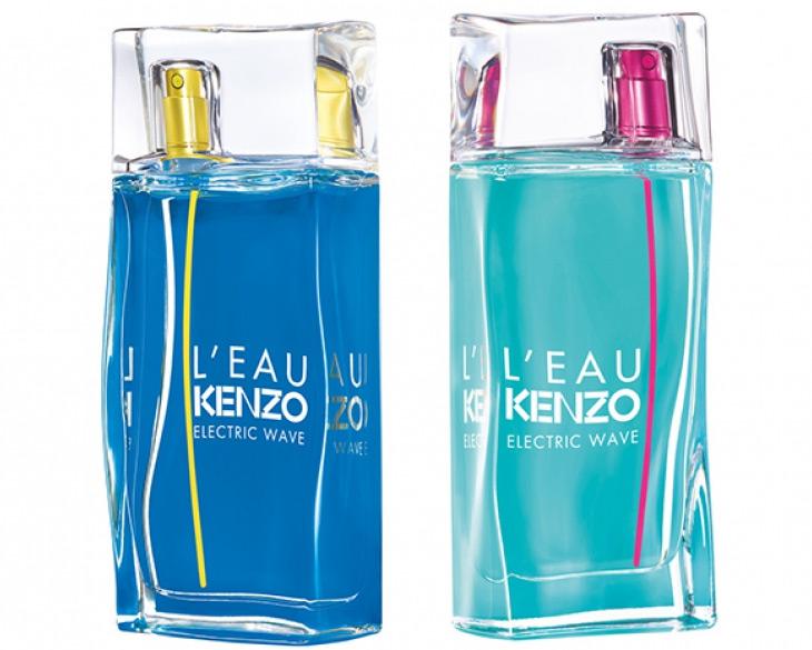Deux fragrances fraîches pour les beaux jours