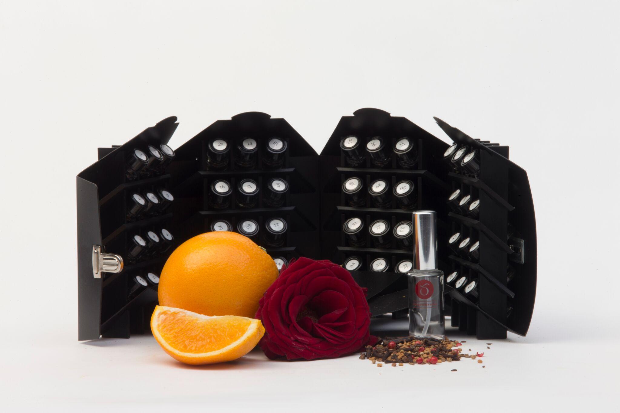 Un olfactorium d'initiation