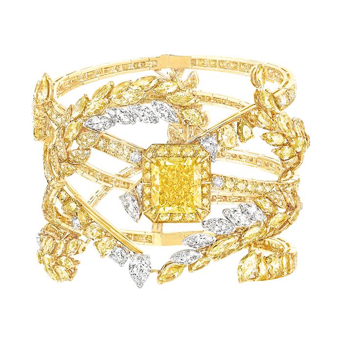 Bracelet 'fête des moissons' de Chanel