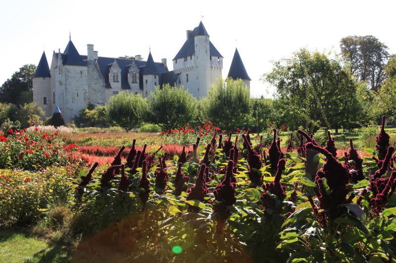 Le château du Rivau où pratiquer le mandala