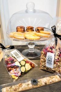 Le mini 'take away' des gâteaux des Bains
