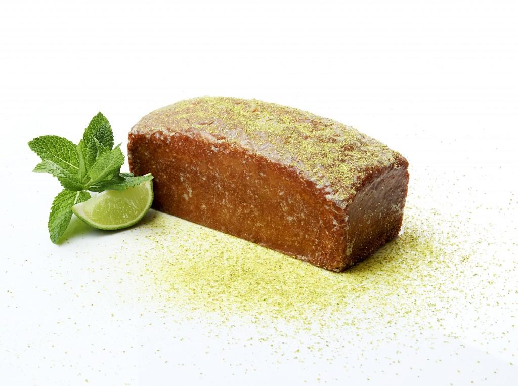 Le cake citron de Yann Couvreur