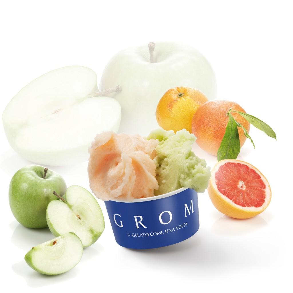 Les bonnes glaces italiennes de Grom