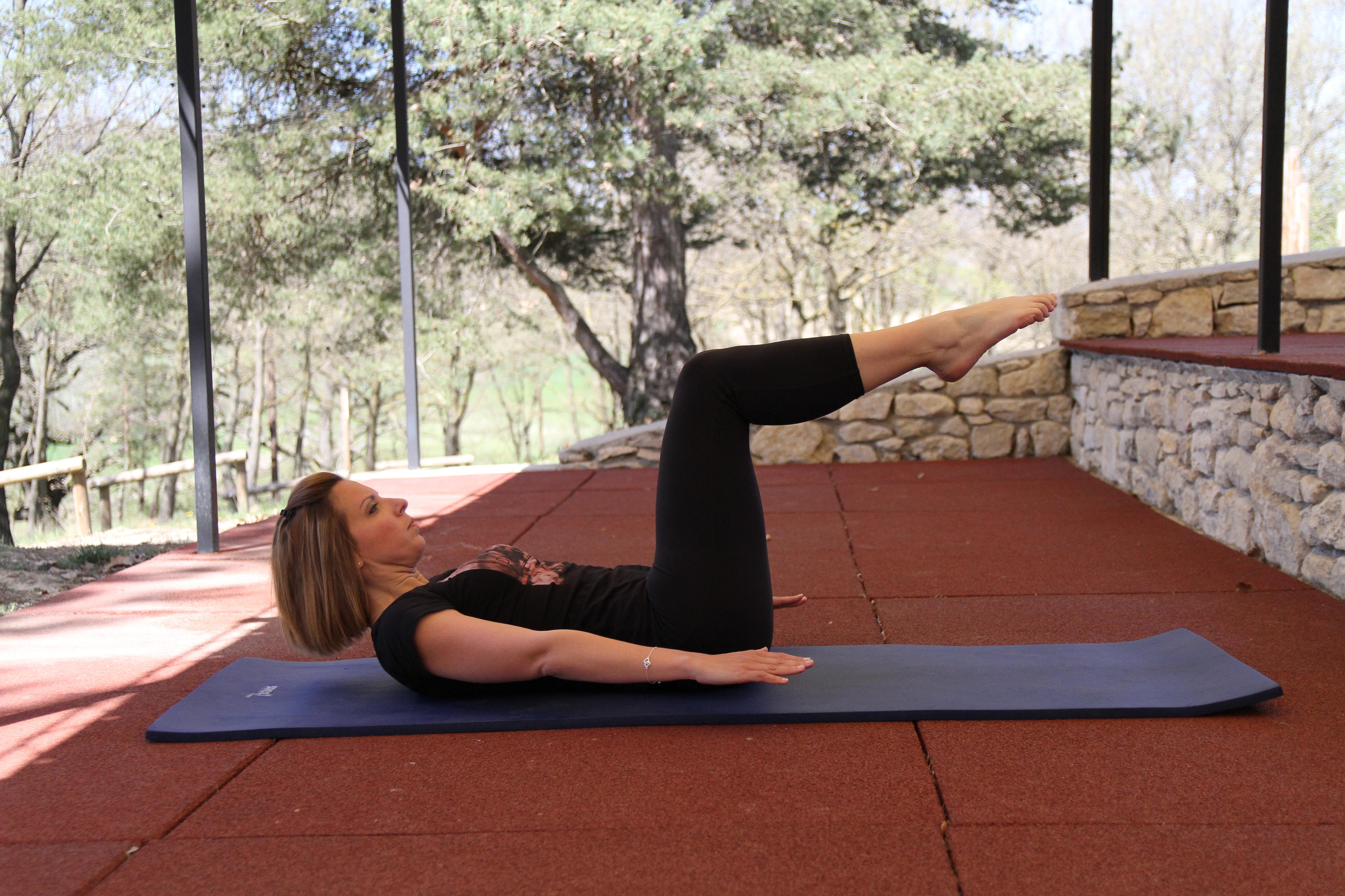 Le cours de Pilates