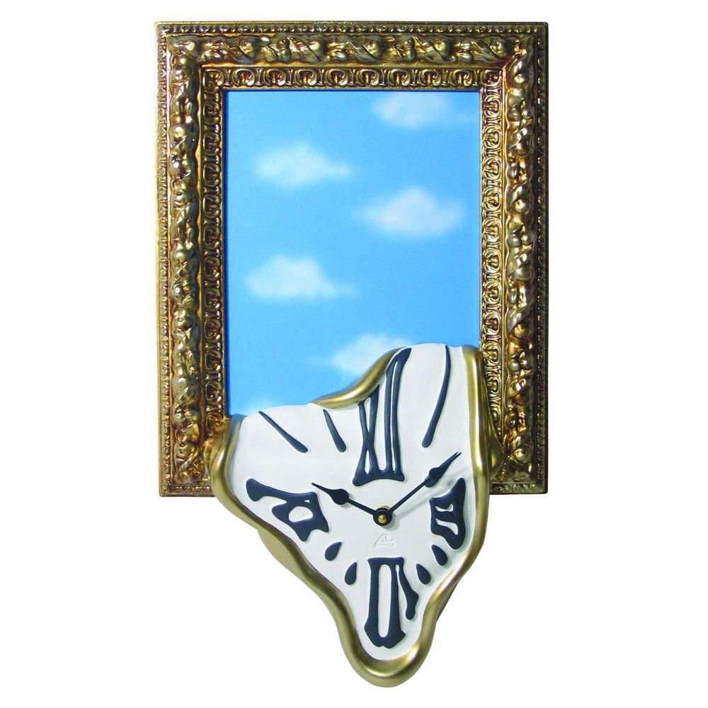 Horloge murale miroir Antartidee à 155, 41 €