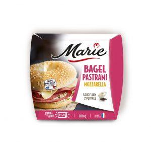 Marie nous fait voir différemment hamburgers et bagels