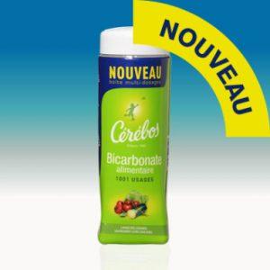 Penser à laver fruits et légumes avec du bicarbonate Cérébos