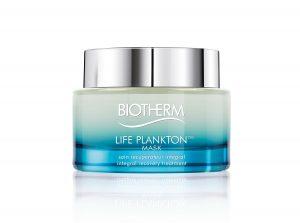 5 % de plancton de vie dans la galénique Biotherm