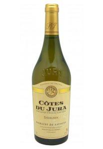 Le vin jaune Savagnin Domaine de Savigny
