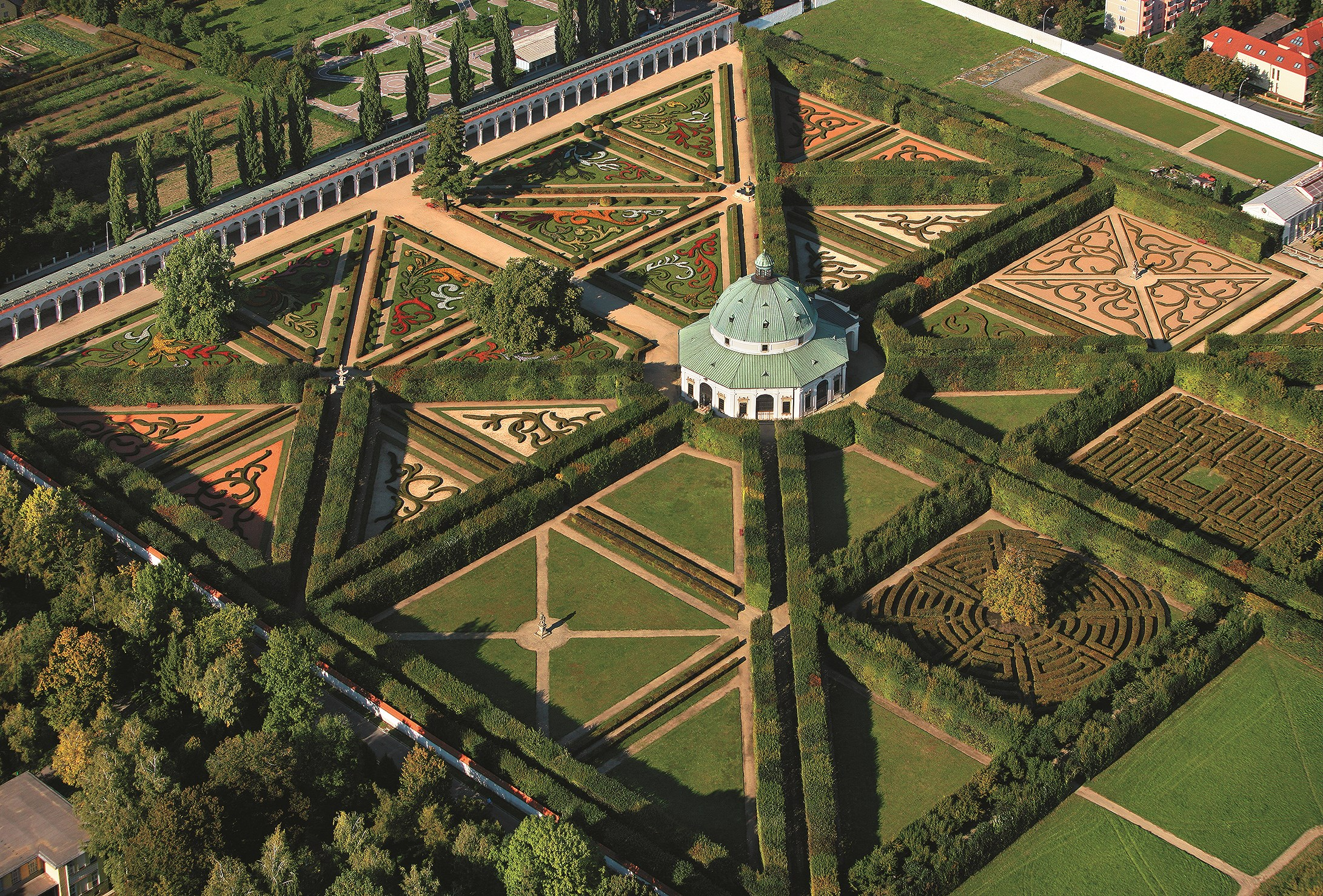Des jardins à la française classés au patrimoine mondial de l'Unesco