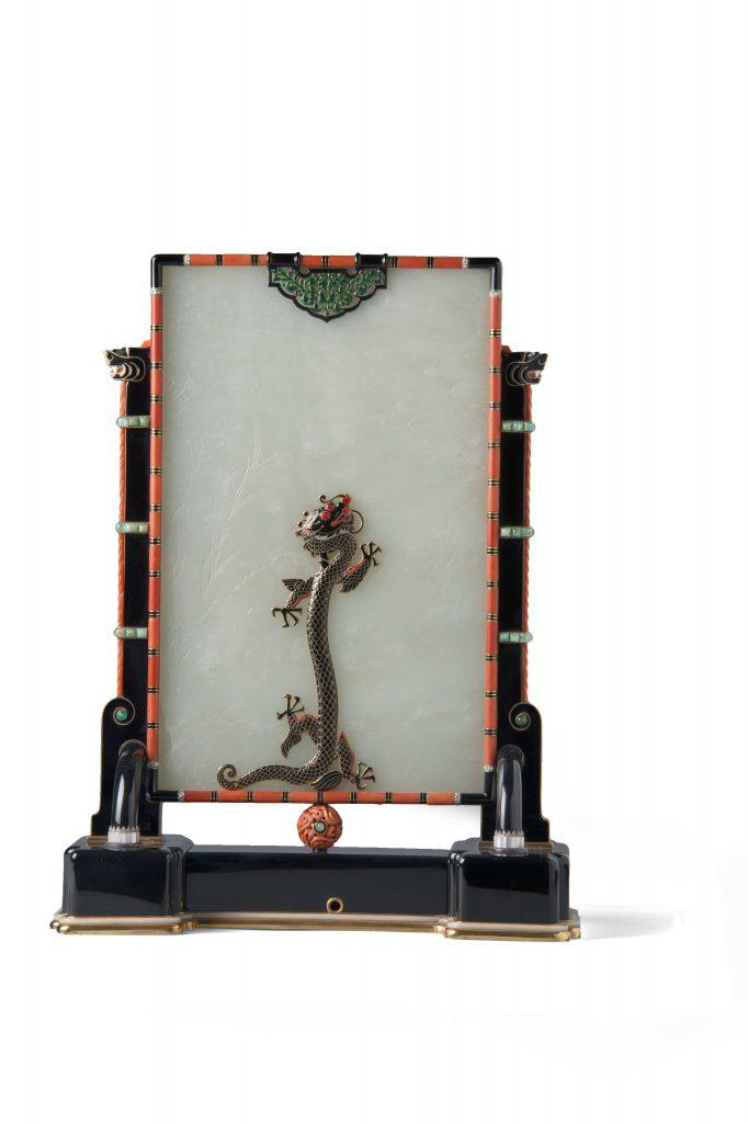 Pendule de Cartier ; 1927