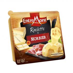 Entremont mélange Raclette et Morbier