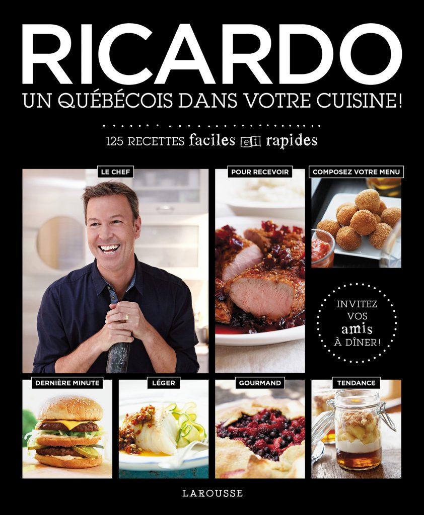 La conviviale cuisine d'un québécois dans votre assiette
