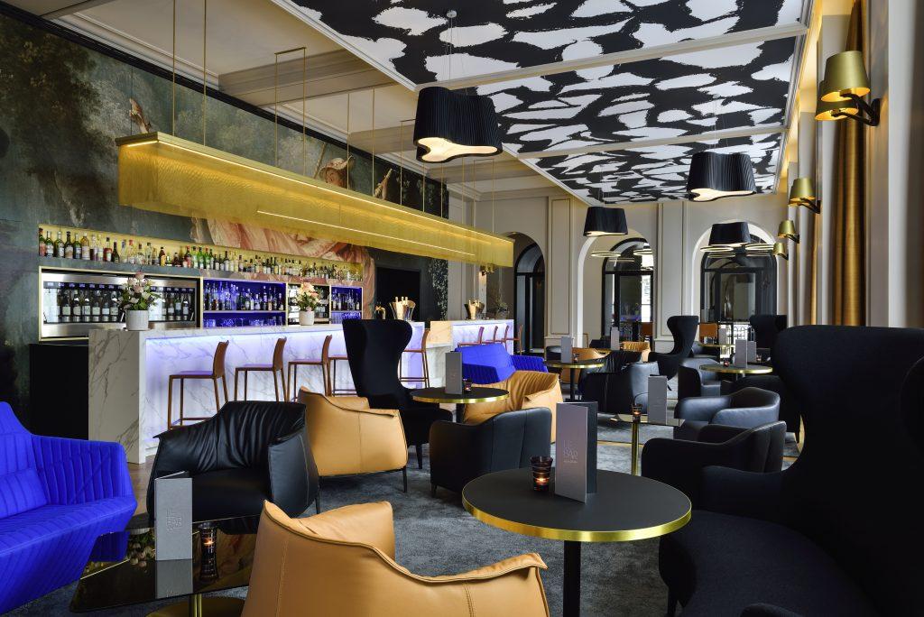 Le bar pour un cocktail avant ou après un repas