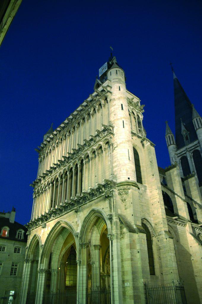 la façade de Notre Dame