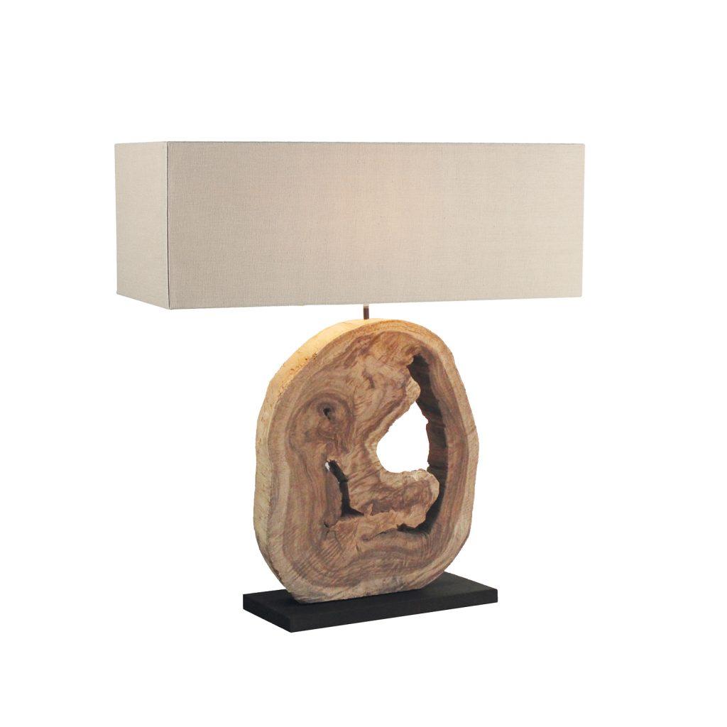La lampe Woodstock