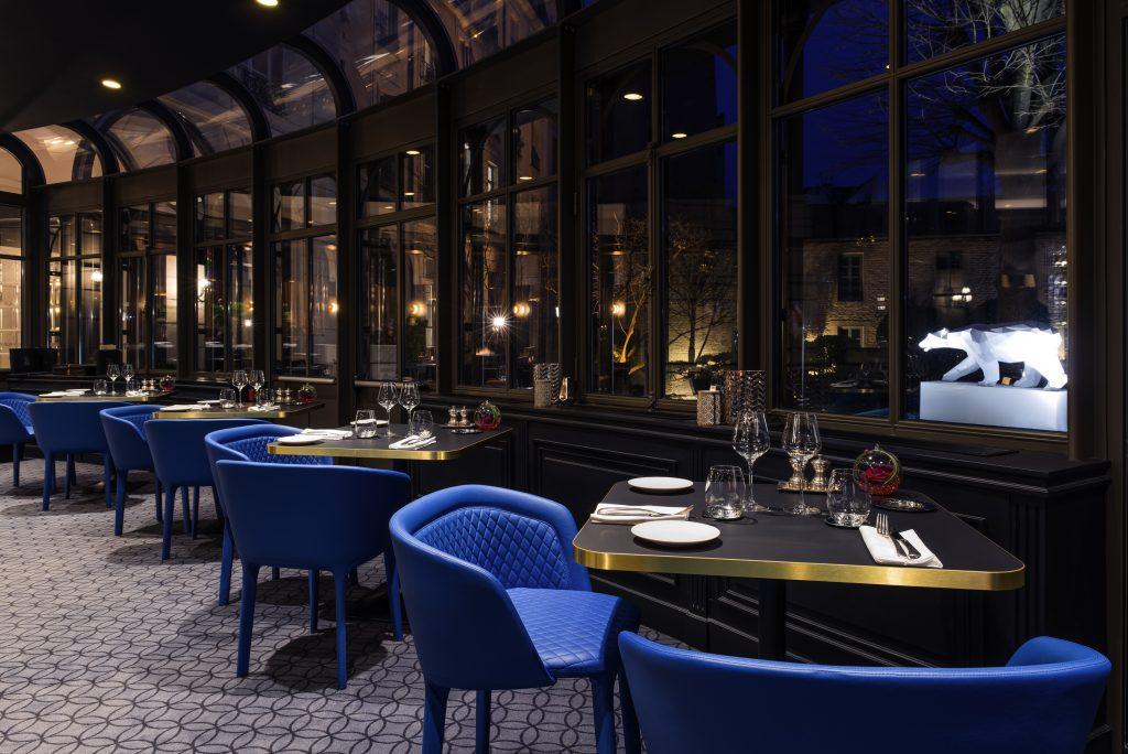 Le restaurant Les Jardins by La Cloche