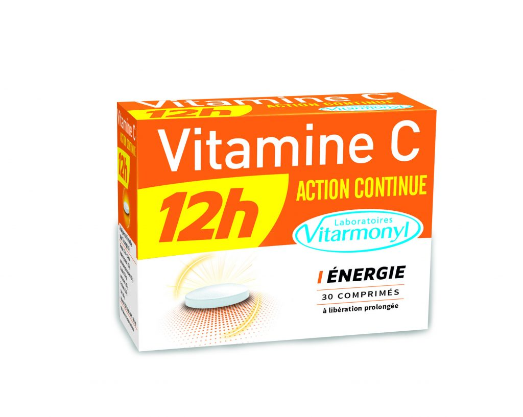 De la vitamine C à dissoudre : Vitarmonyl Vitamine C