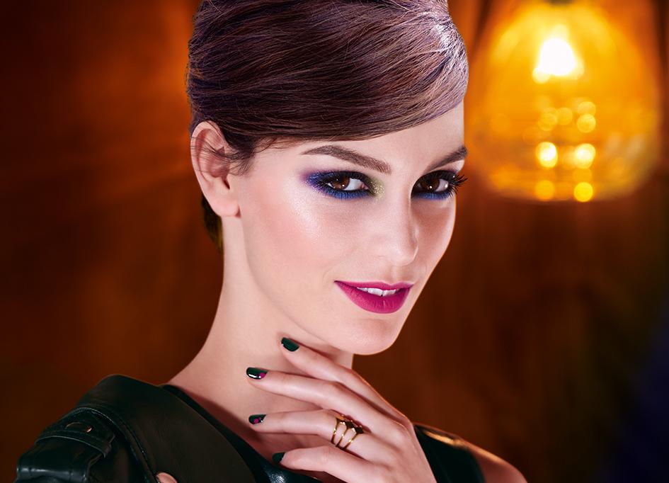 Une collection festive et élégante 'Paris Grand Chic' pour ressembler à ce mannequin ....