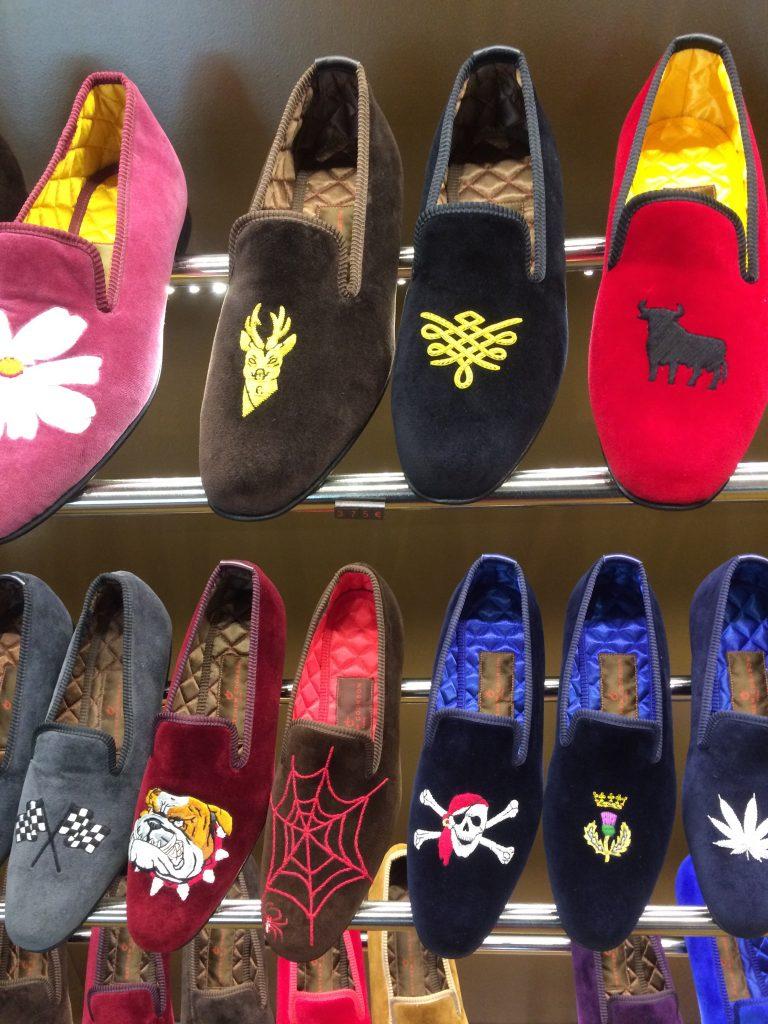 Masculins ou féminins, de très nombreux modèles de slippers