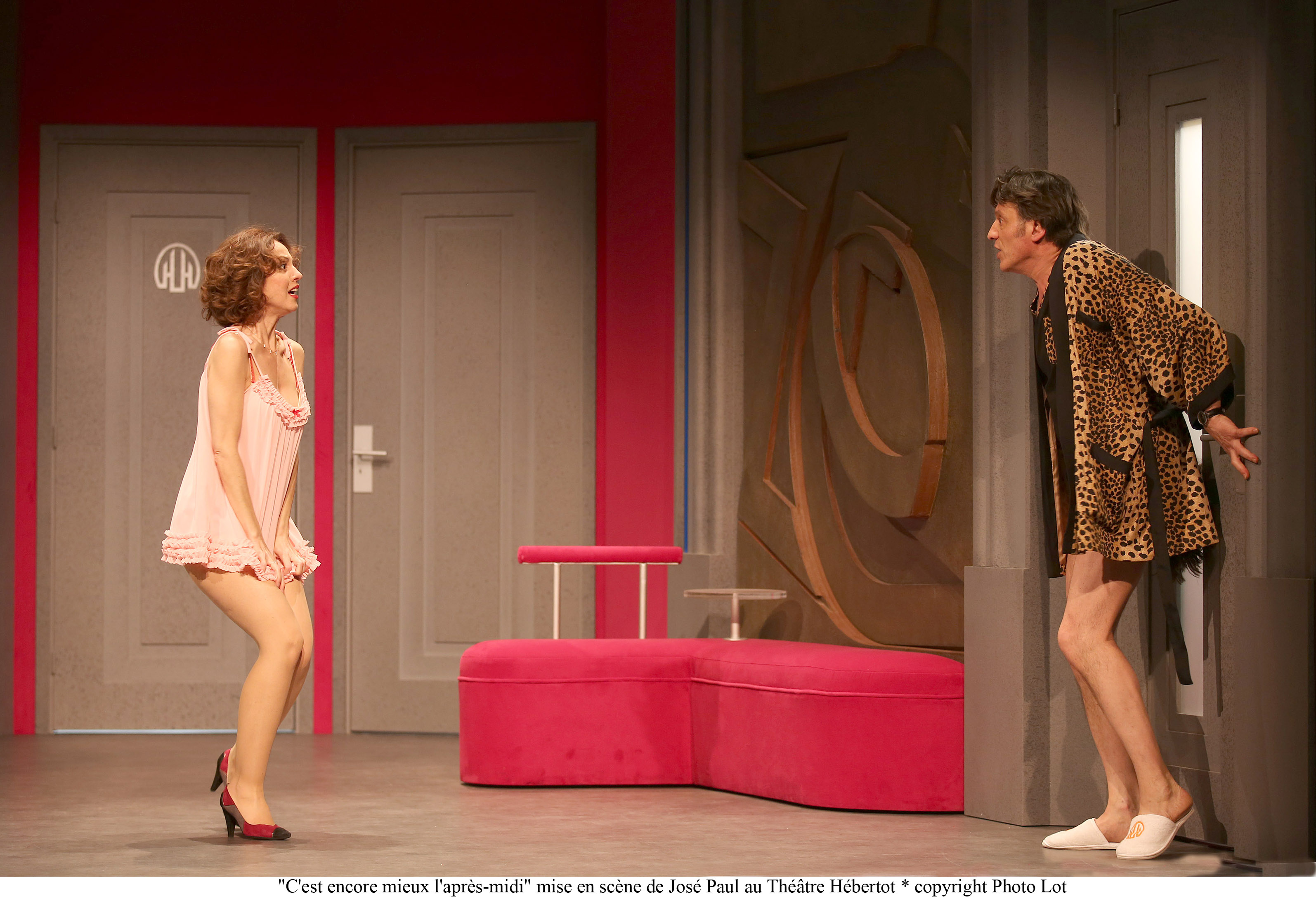L 39 evasion des sens la pi ce de th tre c est encore mieux l apr s midi - C est encore mieux l apres midi theatre ...