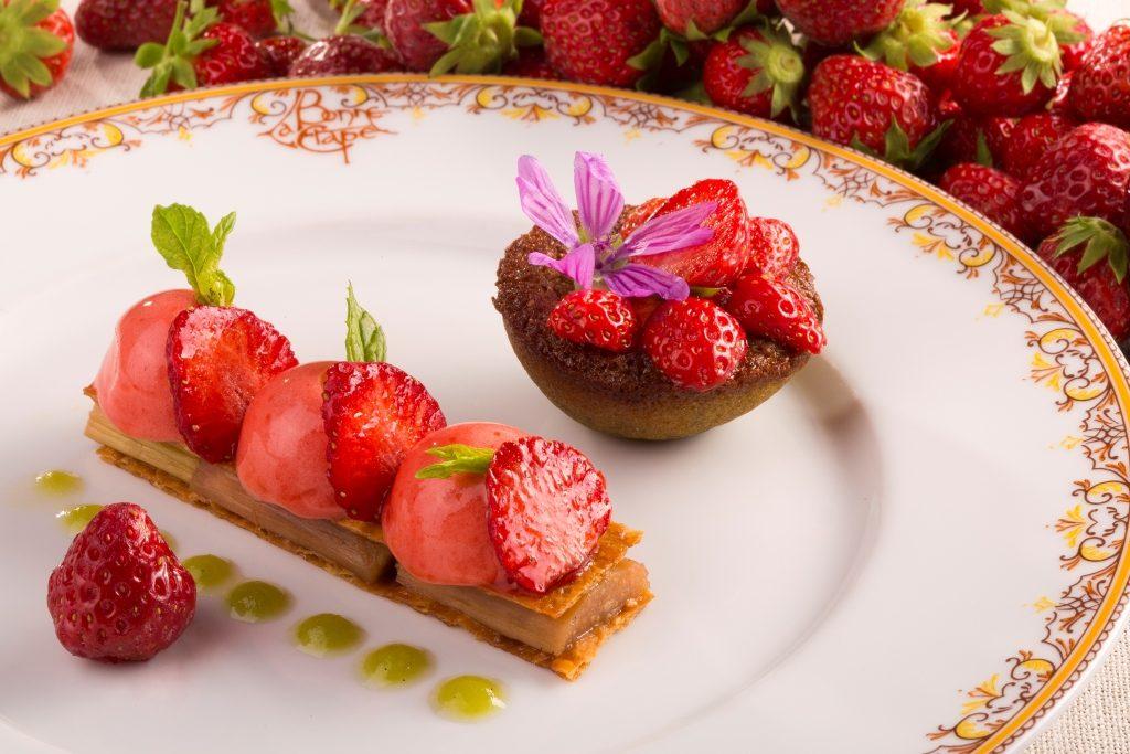 L 39 evasion des sens la bonne etape restaurant toil de for Amour de cuisine 2015